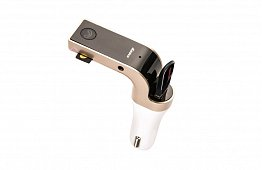 Bluetooth FM Transmitter, na USB a micro SD karty