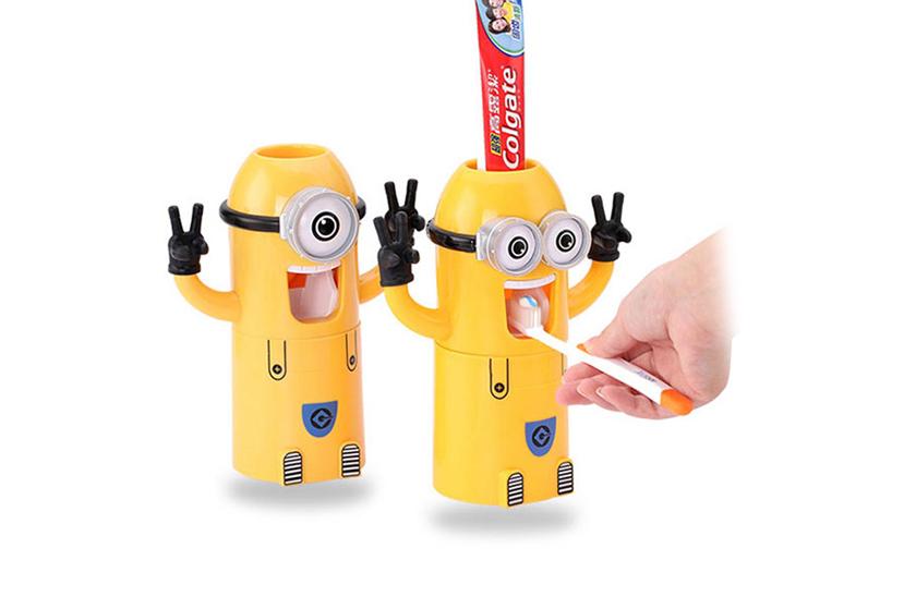 Výsledok vyhľadávania obrázkov pre dopyt davkovac zubnej pasty mimoň